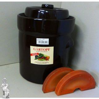Zuurkoolpot 5 liter