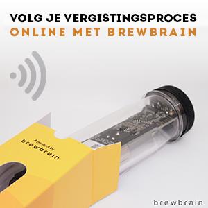 Volg je vergistingsproces online met BrewBrain